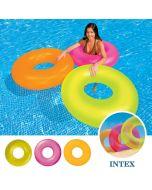 Intex band zwembad - Neon Tube Frost