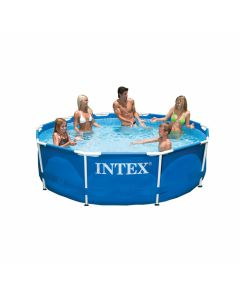 Intex Metal Frame Pool Ø 305 cm