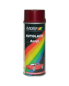Motip Autolak Metallic Rood 400 ml