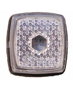 Breedtelicht wit 66 x 62 inclusief reflector