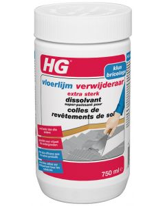 HG vloerlijm-verwijderaar extra sterk