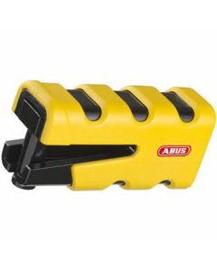 Abus schijfremslot  77 Sledge Grip Yellow