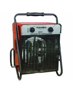 Industrie ventilatorkachel 9000W