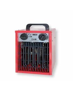 Industrie ventilatorkachel 2000W