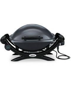 Weber Q1400 Dark Grey Elektrische BBQ