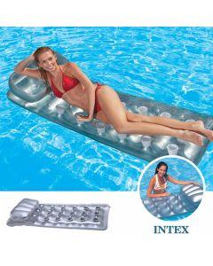 Intex ligbed - Suntan zilver 18-pocket (Intex 58894)