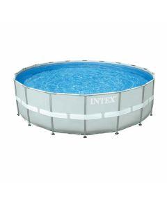 Intex Ultra Frame Pool Ø 549 cm x 132 cm (set incl. zandfilterpomp)