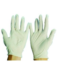 Werkhandschoenen latex L