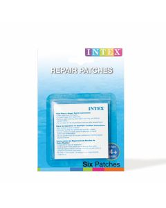 Intex Reparatieset -  Set van 6 zelfklevende plakkers