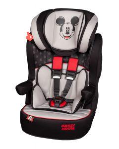 Autostoel I-max Mickey Mouse groep 1/2/3