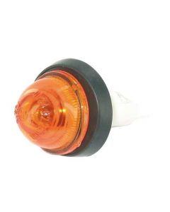 Exterieur - Zijlamp 12 Volt amber 2 stuks