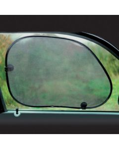Zongordijn Hatchback zwart
