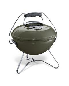 Weber Smokey Joe Premium Smoke Grey (Ø 37cm) Houtskool BBQ