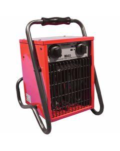 Industrie ventilatorkachel 5000W
