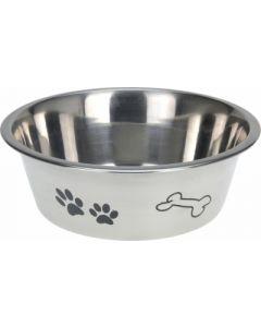 Hondenvoerbak RVS