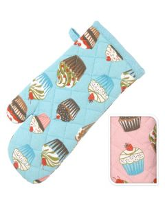 Ovenwanten Cupcake 2st