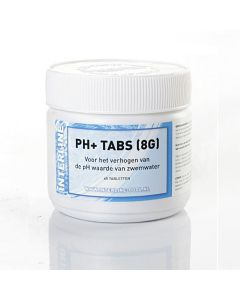 Interline pH-plus tabs 65 stuks 8 gram
