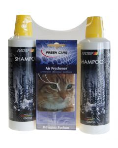 Shampoo wash and shine 2x500ml