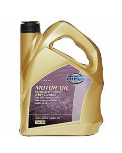MPM motorolie 5W30 Premium Synthetic ESP 5 liter