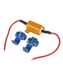 Canbus resistor 12 V 6 ohm 25 Watt