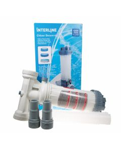 Interline Automatische Chloor Dispenser/Sluis zwembad