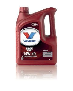 Valvoline MaxLife 10W40 4 liter