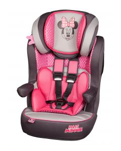 Autostoel I-Max Disney Minnie Mouse groep 1/2/3