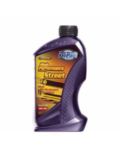 MPM motorolie 0W40 High Performance Street 1 liter