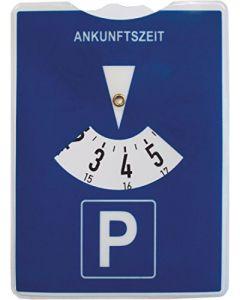 Kunststof parkeerschijf