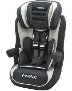 Autostoel Nania I-Max LX Agora Black 1/2/3