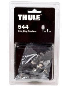 Thule One Key System - 4 cilinders