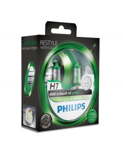 Philips Color Vision groen H7