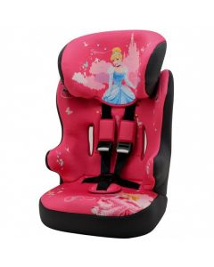 Autostoel Disney Racer Princess 1/2/3