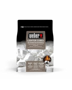 Weber Aanmaakblokjes, 22 stuks, wit