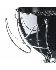 Weber dekselhouder Slide-a-Side (47 cm of 57 cm bbq)