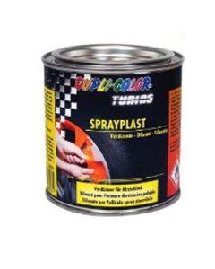 Motip sprayplast black gloss 750 ml