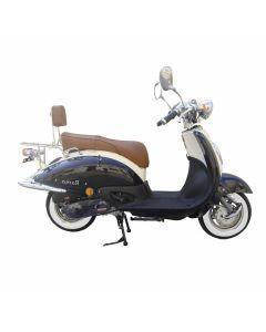 Retro scooter Roma
