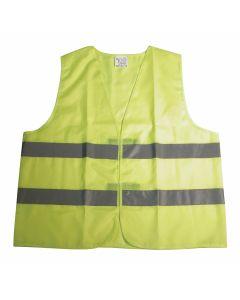 Veiligheidsvest oxford geel x