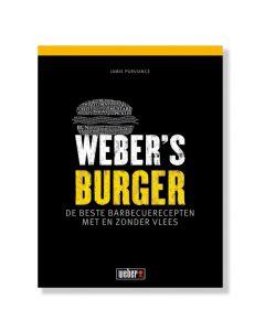 Weber kookboek: Weber's Burger