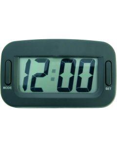 Digitale auto klok (grote cijfers)