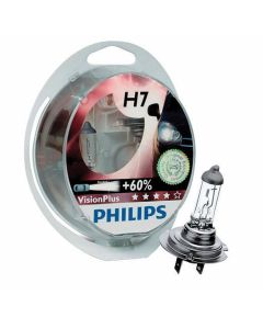 Philips Set Visionplus H7