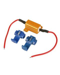 Canbus resistor 12 V 3 ohm 5 Watt