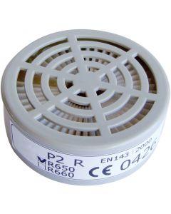 Herock Cartridges voor Herock adembescherming halfmasker SE154P