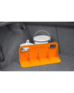 Stayhold classic oranje kofferbak divider
