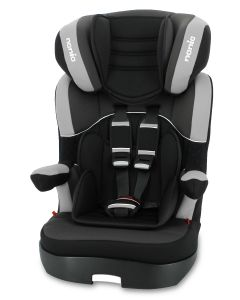 Autostoel Nania Myla Premium Black 1/2/3