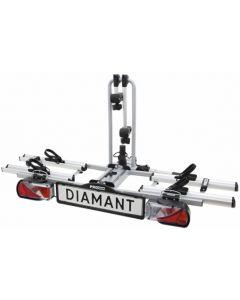 Pro-User Diamant Fietsendrager + Gratis Oprijgoot