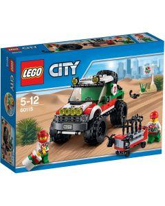 LEGO City 4x4 Voertuig - 60115