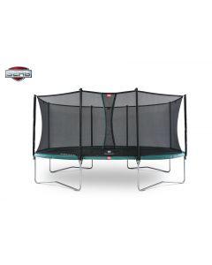 Trampoline Berg Grand Favorit 520 + Safety Net Comfort