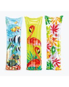 Intex Luchtbed Fashion Print