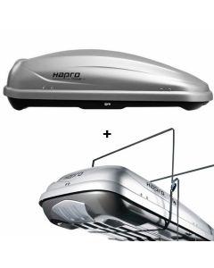 Hapro Traxer 5.6 Silver Grey + Gratis Boxlift